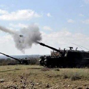 PYD'den ateş açıldı Türkiye vurdu !