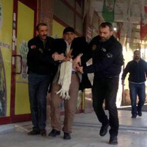 HDP'ye PKK operasyonu !