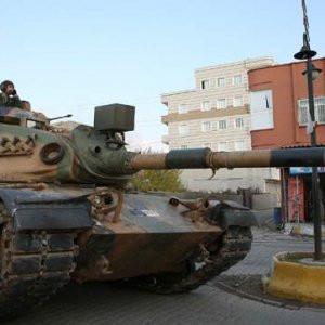 Nusaybin'de PKK operasyonuna 'Rus' ayarı