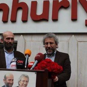 Can Dündar: Türkiye'nin en gözde casusları olduk