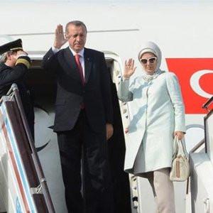 Erdoğan'dan bir ilk daha !