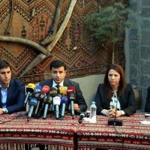 Demirtaş'tan Diyarbakır çağrısı