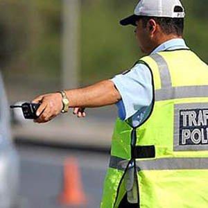'Trafik polisleri süt içsin, yoğurt yesin'