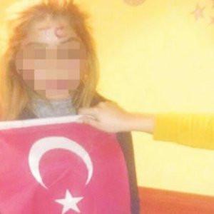 Diyarbakırlı kızın evini basıp alnına TC yazdılar