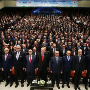 Dünya Türk Girişimciler Kurultayı