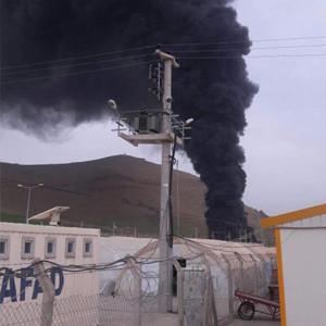 Mardin'de yangın faciası: 3 ölü, 6 yaralı