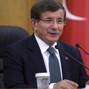 Davutoğlu'ndan akademisyenlerle kritik toplantı !