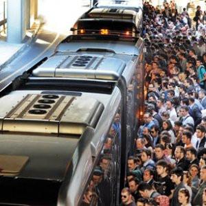 İstanbul'da toplu ulaşıma yüzde 50 indirim !