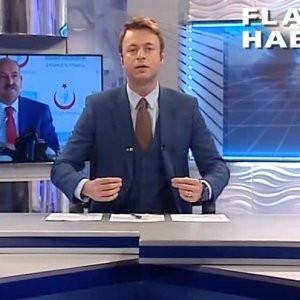 Flash TV spikerinden Bakan'a rest: Eşek gibi anırırım