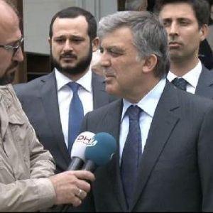 Abdullah Gül'den Davutoğlu'na sürpriz telefon