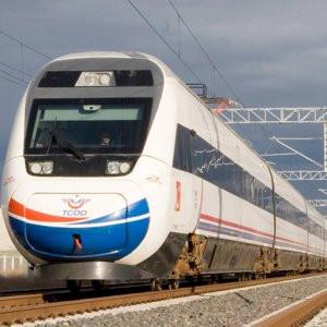 350 km hızındaki trenle Ankara-İstanbul 1.5 saat
