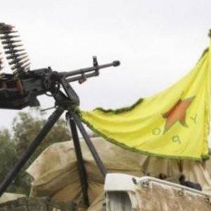 Suriye'de rejim ile YPG arasında çatışma çıktı
