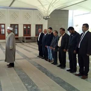 Serdar Kandemir'in cenazesine 7 kişi katıldı !
