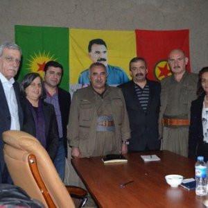 HDP'nin Kandil fotoğrafı fezlekede !