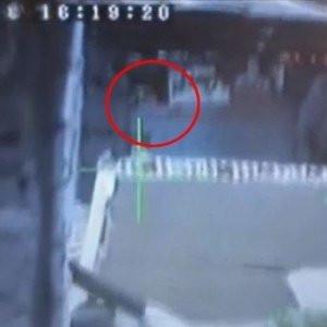 İşte Nusaybin'de teröristin vurulma anı !