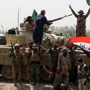 Irak ordusu Felluce'ye girdi !