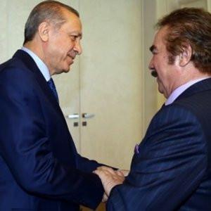 Sanatçılardan Erdoğan'a sürpriz hediye !