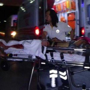 Karaman'da PKK'lı sanılan 3 Afgan bıçaklandı !