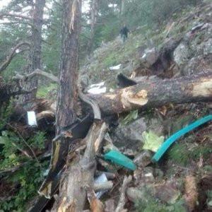 Helikopter kazasının sebebi açıklandı