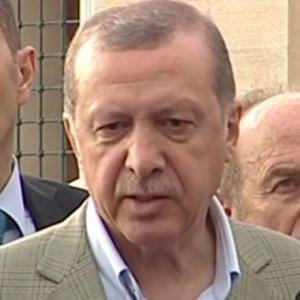 Erdoğan'ın dayısı İstanbul'a sevk edildi !