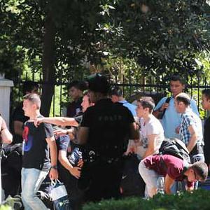 Askeri lise öğrencileri tutuklandı !
