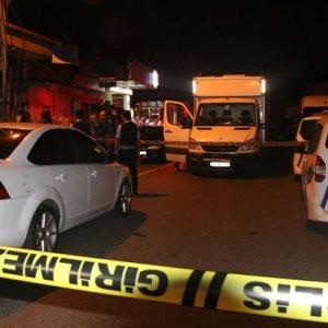 Ataşehir'de kanlı gece: 1 çocuk ölü, 2 kişi yaralandı