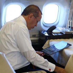 Erdoğan'ın Rusya'ya yolculuğunda çarpıcı önlemler