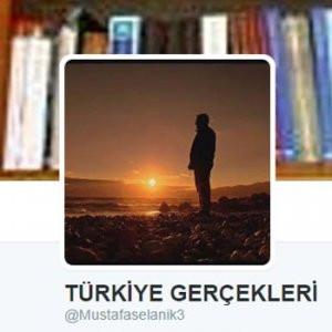 """""""Türkiye Gerçekleri"""" adlı twitter kullanıcısına FETÖ'den..."""