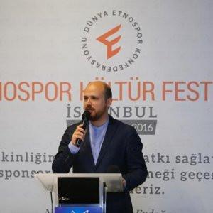 Bilal Erdoğan'dan teşekkür yemeği