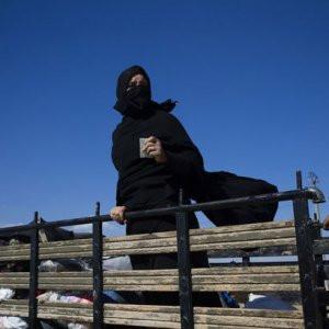 Cerabluslu kadınlar IŞİD vahşetini anlattı