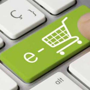 Alışveriş siteleri için düğmeye basıldı