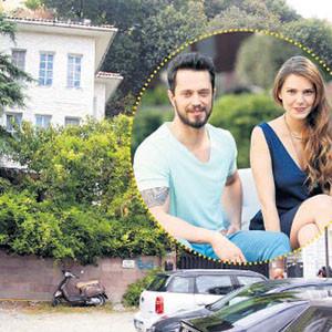 Murat Boz ile Aslı Enver'in yeni aşk yuvası