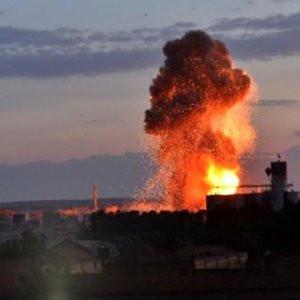 Düğün salonunda patlama: 13 ölü