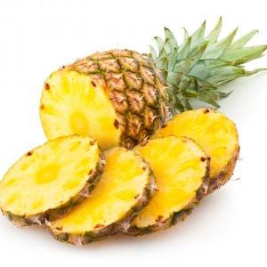Yağlardan ananas suyu ile kurtulun