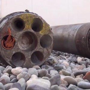 DEAŞ'in kimyasal silahları görüntülendi