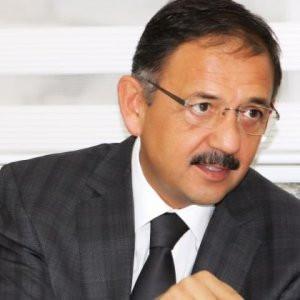 Bakan Özhaseki'den deprem açıklaması