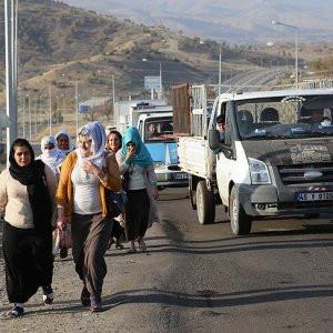 Şırnak'ta 246 gün sonra hayat normale dönüyor