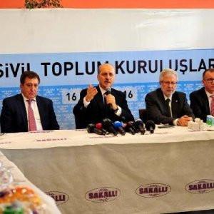 """Kurtulmuş: """"Kılıçdaroğlu hiç endişelenmesin"""""""