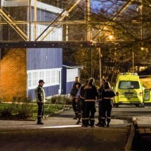 Norveç'teki okulda bıçaklı saldırı: 2 ölü