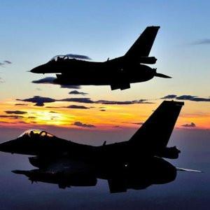 TSK'dan Tunceli'deki PKK hedeflerine hava harekatı