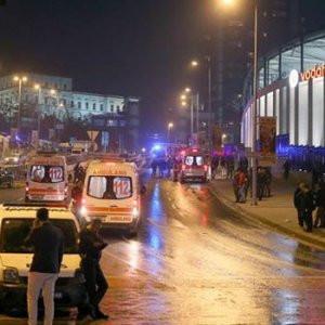 Beşiktaş'taki saldırı dünya basınında