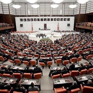 Anayasa değişikliği teklifi komisyona sevk edildi