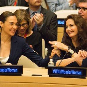 'Wonder Woman'ın BM görevi kısa sürdü