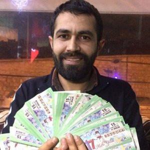 Sayısal Loto'dan çıkan parayla 320 bilet aldı