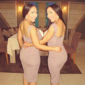 Tek yumurta ikizleri aynı erkekle evleniyor