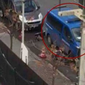 Teröristlerin siper aldığı jandarma aracında asker var mıydı ?