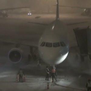 Atatürk Havalimanı uçuşlara kapatıldı