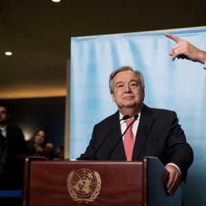 BM'nin yeni Genel Sekreteri'nden çarpıcı Kıbrıs...