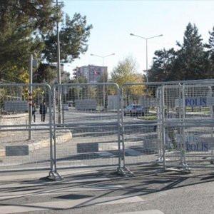 Ankara Valiliği'nden eylem yasağı