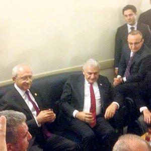 Başbakan Yıldırım'dan anayasa açıklaması